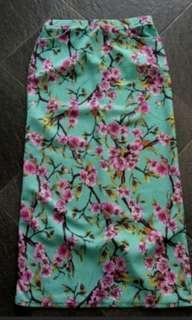 Rok/skirt bunga