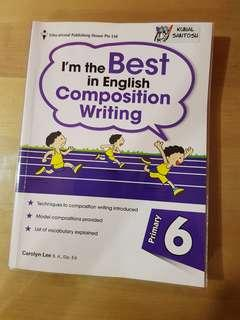 English composition writing- Primary 6