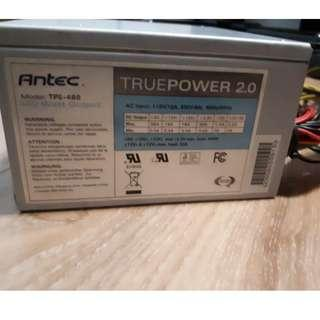 Used CPU Power supply