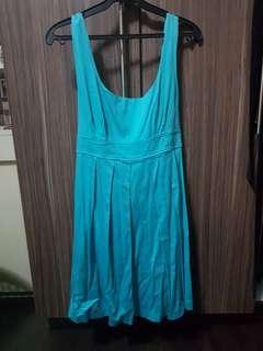 Susto turquiose dress