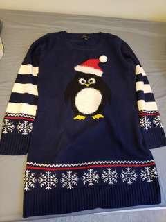 Blizzard Bay Christmas Sweater Long Medium