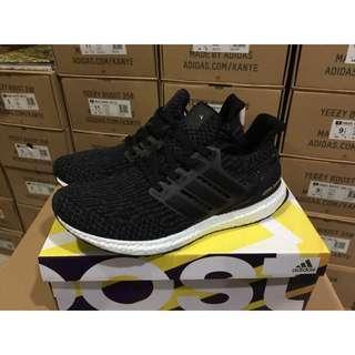 Adidas ultra boots 3.0 black white