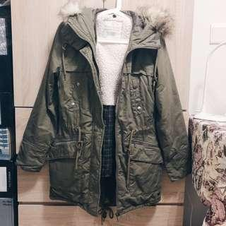 Pull & Bear Winter Jacket