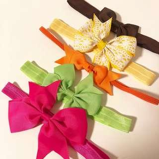 (Mailed!) 5 for $5 Baby Headbands Hairbands