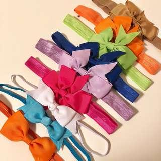 9 for $5 Baby Headbands Hairbands