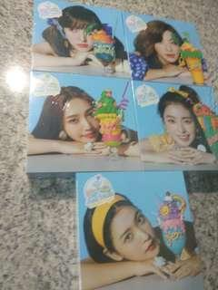 [INSTOCK] RED VELVET SUMMER MAGIC