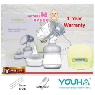 Youha Cheery IV Series Single Electric Breast Pump