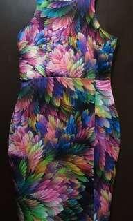 Thailand Dress with Slit