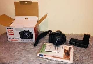 Canon 600D 少用 FullGear