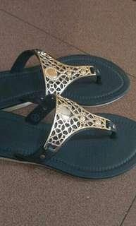 """""""My Navy Sandals"""""""