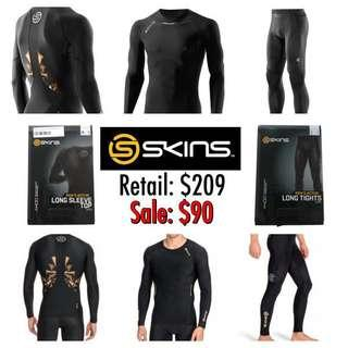 Skins A400 Compression Tights Series Authentic