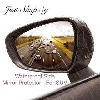 Waterproof Side Mirror Protector