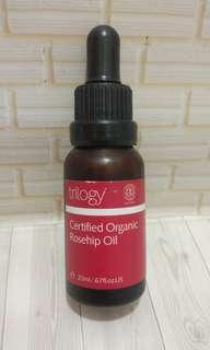 Trilogy Certified Organic Rosehip Oil