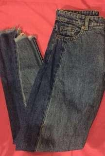 Two Toned Jeans