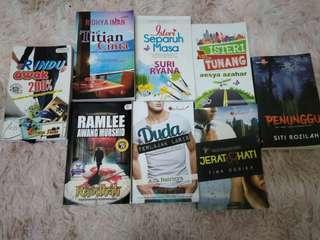 Hot Seller Novel-thriller,horror,romance
