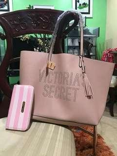 Victoria's Secret High End Quality of Bag and Wallet