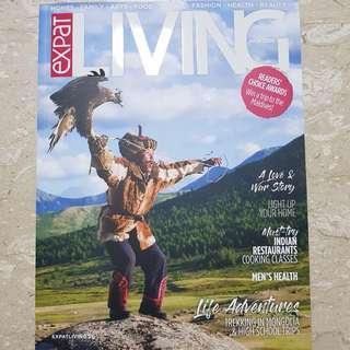 Expat Living Magazine November 2018 BRAND NEW