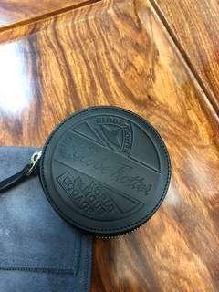 Globe Trotter Coins Bag