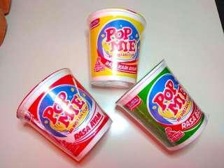 {Ready Stock} Indomie Pop Mie Instant Cup Noodles