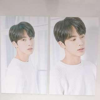 BTS x Mediheal Photocards - Hydrating Moisture Series