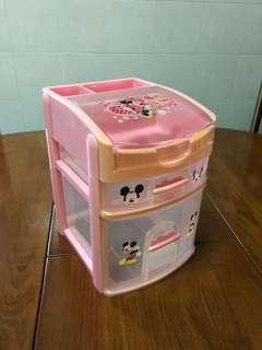 Disney Mickey & Minnie Organize Storage Closet