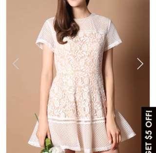TSW Romance Lace Dress
