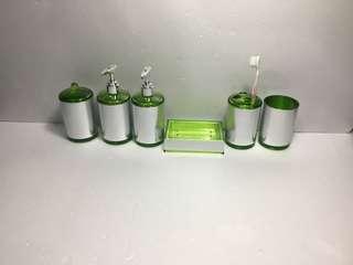 🚚 展示商品便宜賣 浴室用品共6個如相片