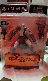 God of War Series 1 Kratos figurine