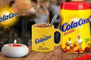 Cola Cao Chocolate drink