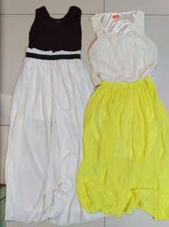 Bundle- 2 Long Dress
