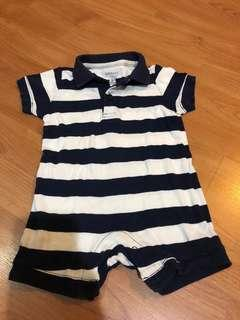 jumper old navy stripes 3-6months