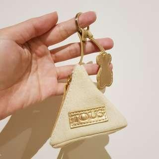 Tous Coin Pouch with Keyring