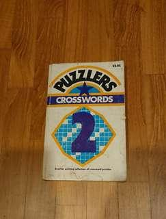 Collection of Crossword Puzzles Book