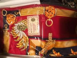Cartier 卡地亞𢇁巾