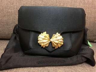 Shanghai Tang silk bag