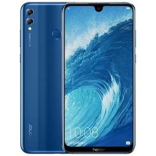 Honor 8X 2days old free Honor Band A2