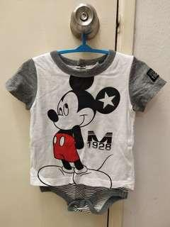 Disney Mickey Mouse Romper #EVERYTHING18