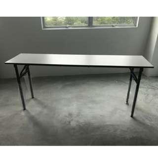 Rectangular Foldable Banquet Table 折叠式长方酒席桌