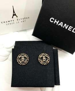 Brand new authentic Chanel Earrings
