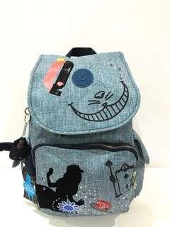 Kipling Alice in Wonderland backpack