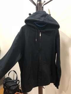 {Free postage} Cotton On Black Hoodie #OCT10