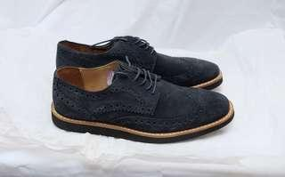 Longwing ASOS (Navy Suede)