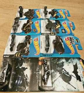 HOTWHEELS LIMITED BATMAN MOBILE COLLECTIONS