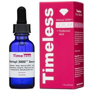 🚚 TIMELESS Matrixyl 3000 Serum 30 ml (USA)