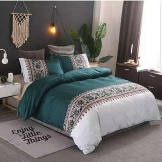 床上用品三件套 Bedding