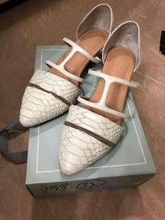 Leather lab ladies shoe