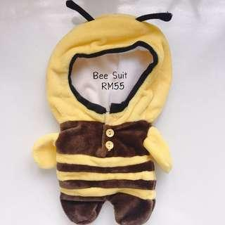 20cm Doll - Bee Suit