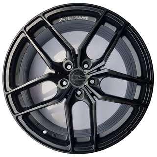 "19"" Z Performance wheels 5x114.3"