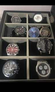 錶 watch