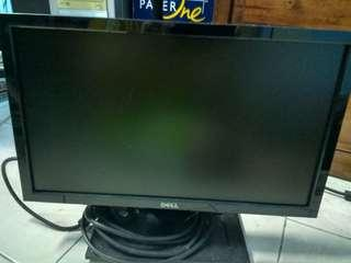 Dell monitor faulty spare parts
